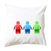 Lego Men Cushion Cover